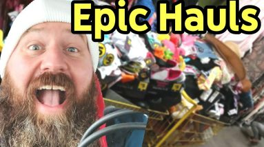 EPIC Massive Collection Of Penny Shopping Hauls Dollar General #shopwithme
