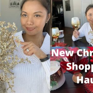 New Christmas Shopping Hauls | Christmas Decor Ideas | GlamStyle | Tips and Trick | Glamour Ellen