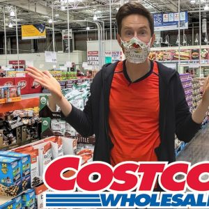Shop With Me At Costco - My Weekly Haul & Essentials