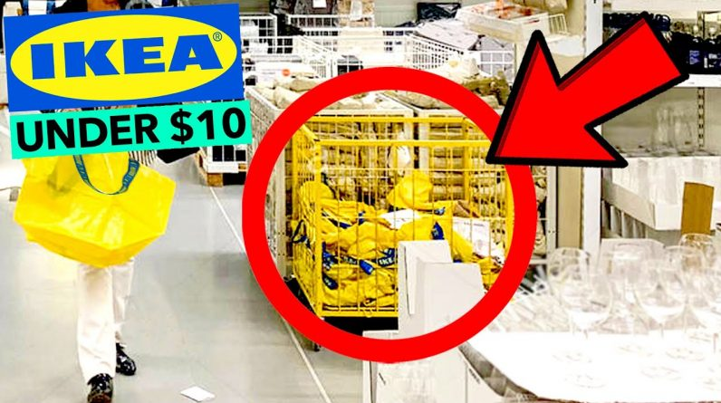 10 IKEA Products You NEED Under $10!