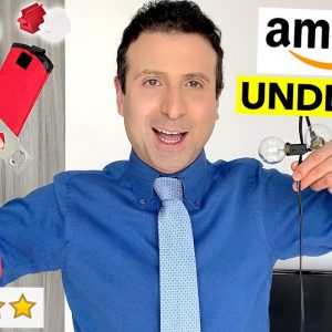 10 NEW Amazon Products You NEED Under $10!
