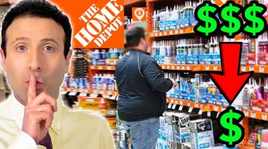 10 NEW Home Depot SECRETS That Will Save You Money!