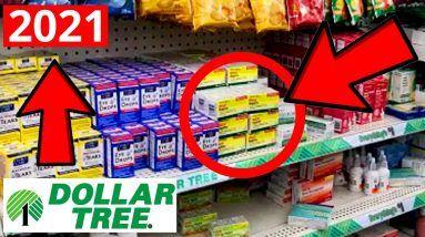 10 Things You SHOULD Be Buying at Dollar Tree in 2021
