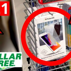 10 Things You SHOULD Be Buying at Dollar Tree in March 2021