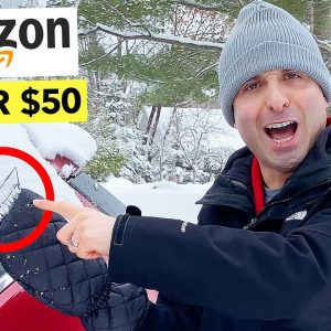 10 Winter Amazon Products You NEED Under $50!
