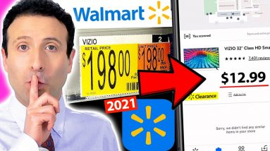 How to Find Walmart HIDDEN Clearance Deals in 2021!