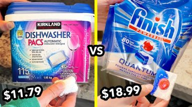 Testing Costco Kirkland Products vs Name Brands - Which is Better?