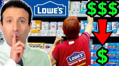 10 NEW Lowes SECRETS That Will Save You Money!