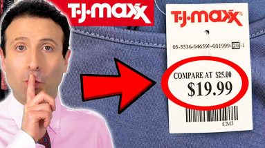 10 Shopping SECRETS TJ Maxx Doesn't Want You To Know!