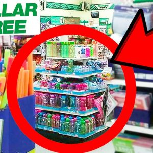 10 Things You SHOULD Be Buying at Dollar Tree in May 2021