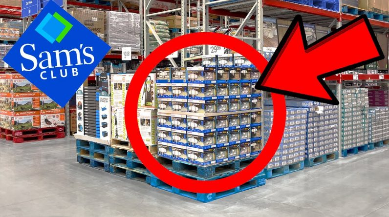 10 Things You SHOULD Be Buying at Sam's Club in May 2021