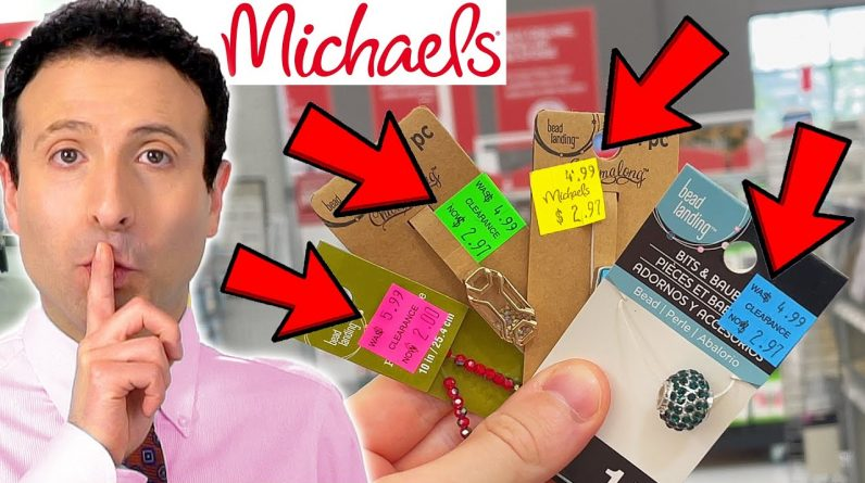 10 Shopping SECRETS Michaels Doesn't Want You To Know!