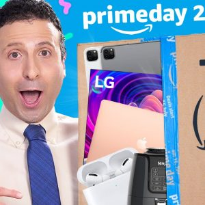 Top 50 Amazon Prime Day 2021 Deals 🤑 (Updated Hourly!!)