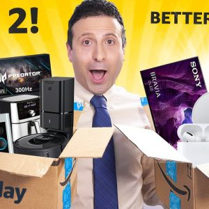 Top 50 Amazon Prime Day 2021 Deals (DAY 2!) 🔥Better Deals Than Yesterday?!