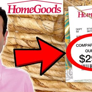 10 Shopping SECRETS HomeGoods Doesn't Want You To Know!