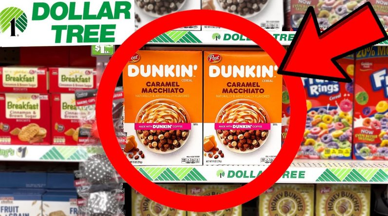 10 Things You SHOULD Be Buying at Dollar Tree in July 2021