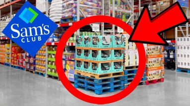 10 Things You SHOULD Be Buying at Sam's Club in July 2021