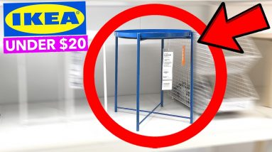 10 IKEA Products You NEED Under $20!