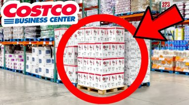 10 Things You SHOULD Be Buying at Costco Business Center in 2021