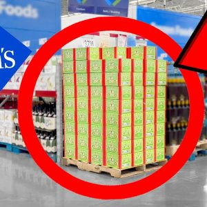 10 Things You SHOULD Be Buying at Sam's Club in October 2021